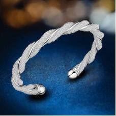 Сребърна гривна - Одеса Гривни изображение