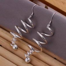 Сребърни обеци - Галатея Официални обеци изображение